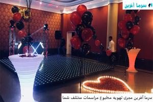 اجاره میز LED برای مراسمات