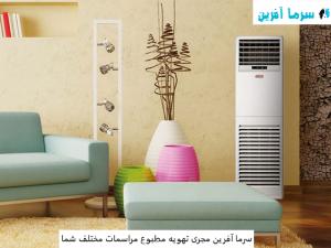 اجاره بخاری انرژی فن دار