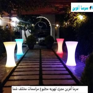 اجاره میز ال ای دی و سوارز در تهران